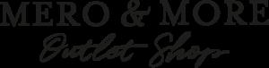 Outlet Shop – Mero & More Logo
